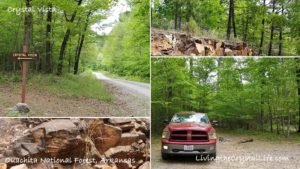 Digging Ouachita – Living the Crystal Life